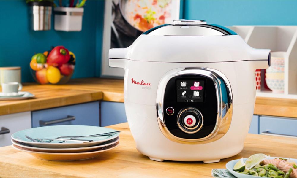 Robot de cocina MOULINEX COOKEO