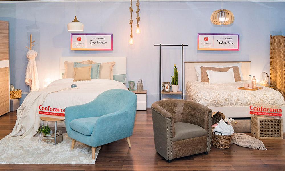 Dormitorio completo que se adapte a tu estilo