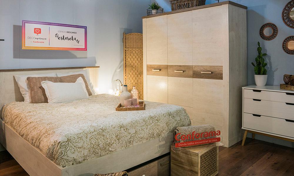 Dormitorio completo VERONA