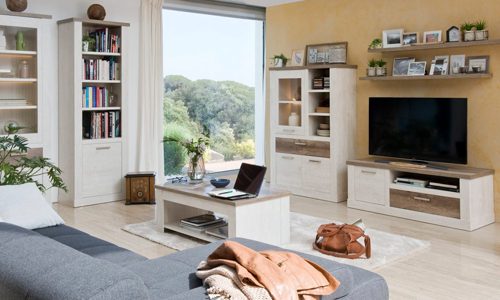 Mueble TV VERONA Conforama renovar tu casa