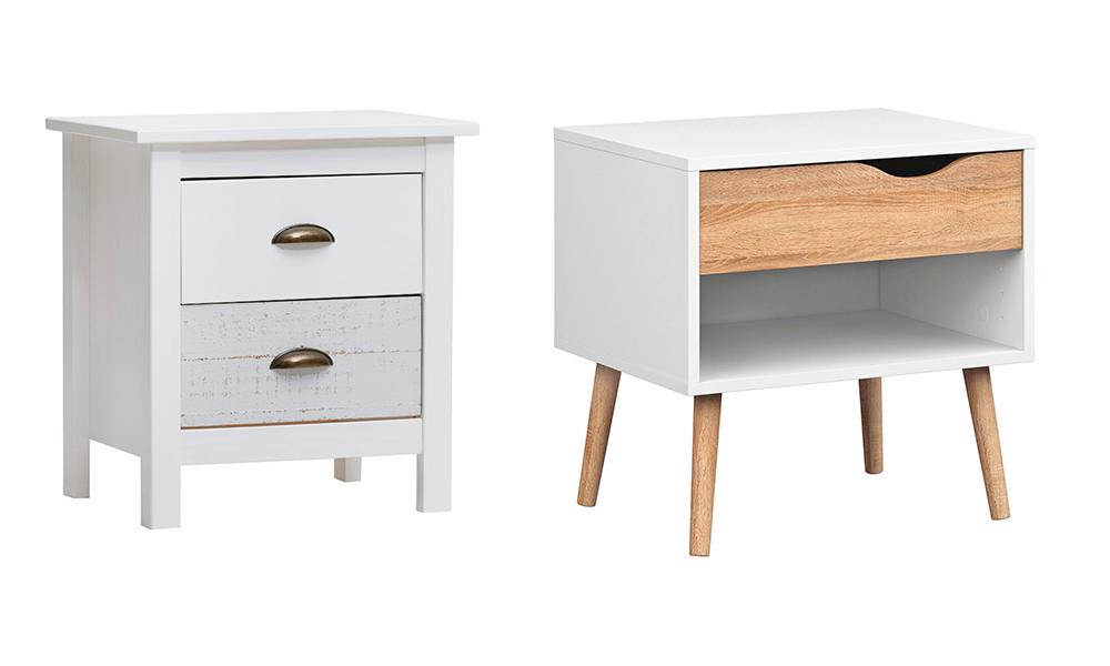 Mesitas Conforama Renovar muebles