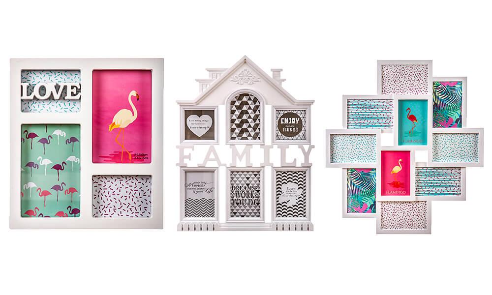 Marcos Multifotos Conforama ideas de decoración