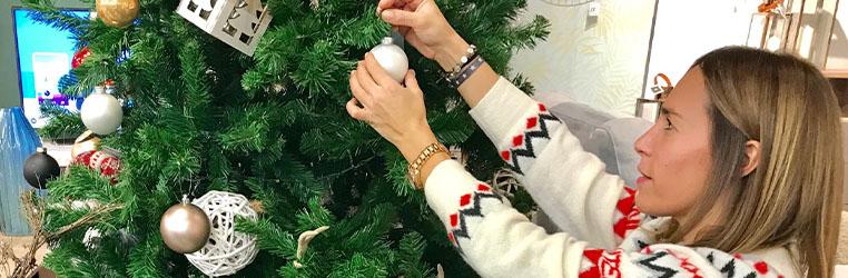 Vanesa Travieso explica en el blogde Conforama cómo poner orden en casa después de Navidad