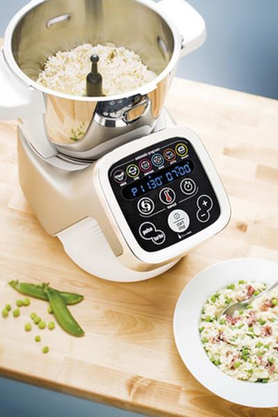 regalos para padres - Robot de cocina MOULINEX CUISINE COMPANION de Conforama, con una capacidad de 4,5 l. y una potencia de 1550 W