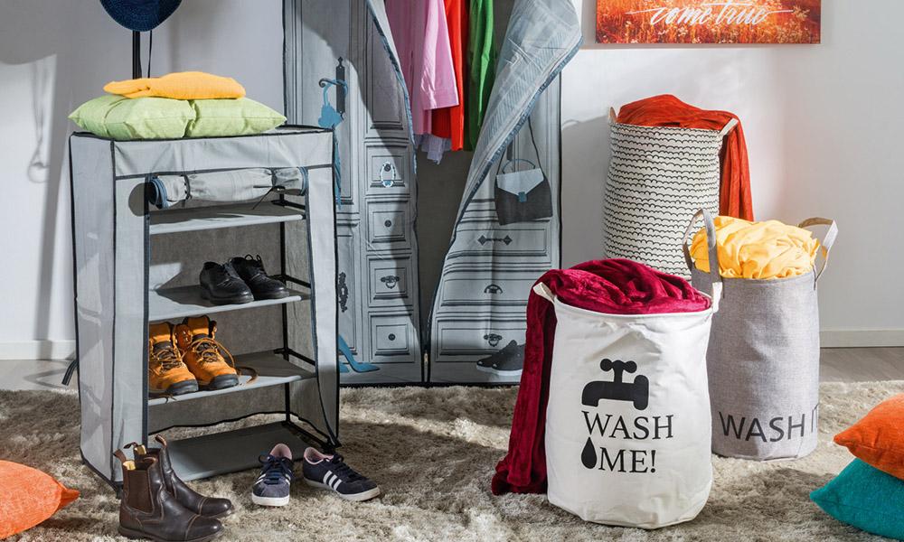 Surtido cesto para la ropa WASH IT