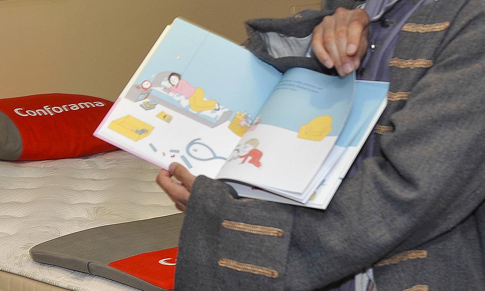 Cuentos para dormir los beneficios de leer con los peques por la noche Conforama