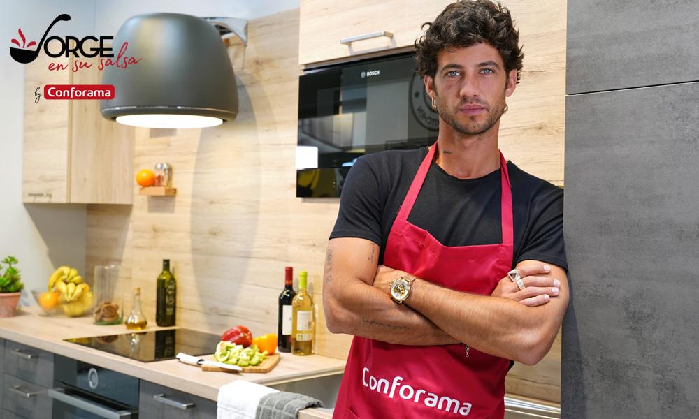 Tu cocina perfecta de Conforama con Jorge Brazález