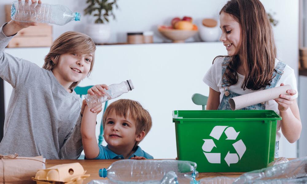 como reciclar en casa