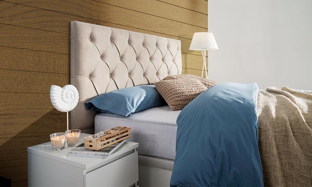 como tapizar un cabecero de cama