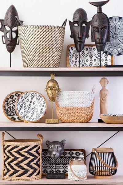 objetos decoración originales