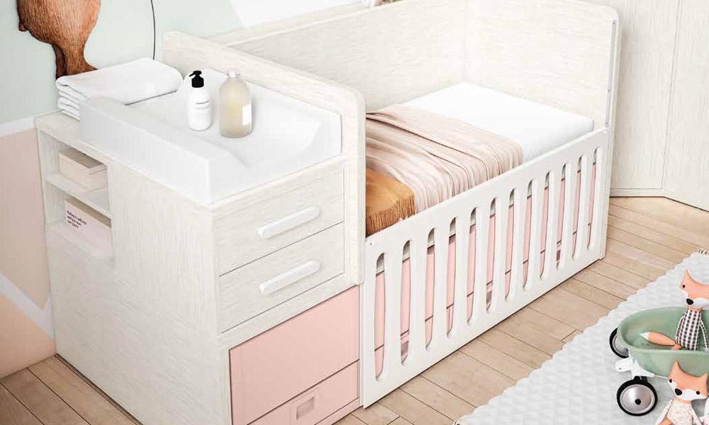 organizar armario bebe
