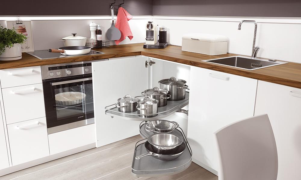 cocinas prácticas y funcionales