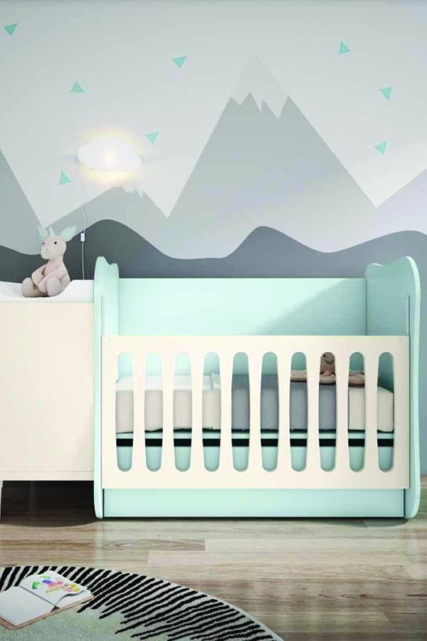 decoracion habitacion bebe recien nacido ideas