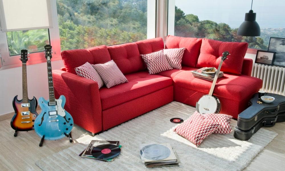 muebles de salón de diseño