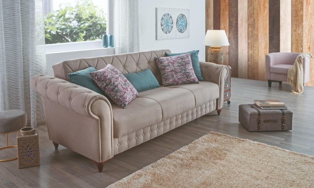 colores de cojines para sofa neutro de estilo tradicional