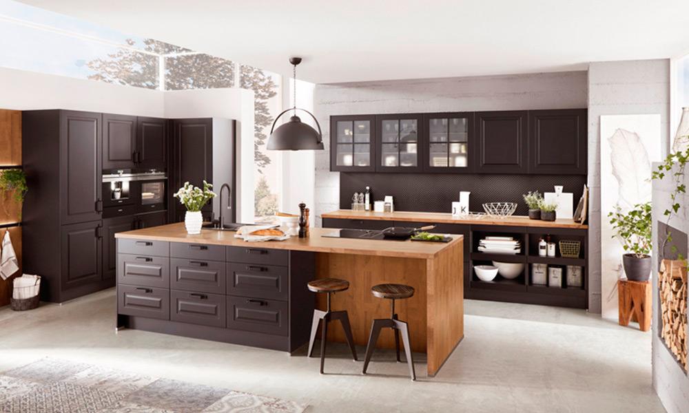 tipos de muebles de cocina
