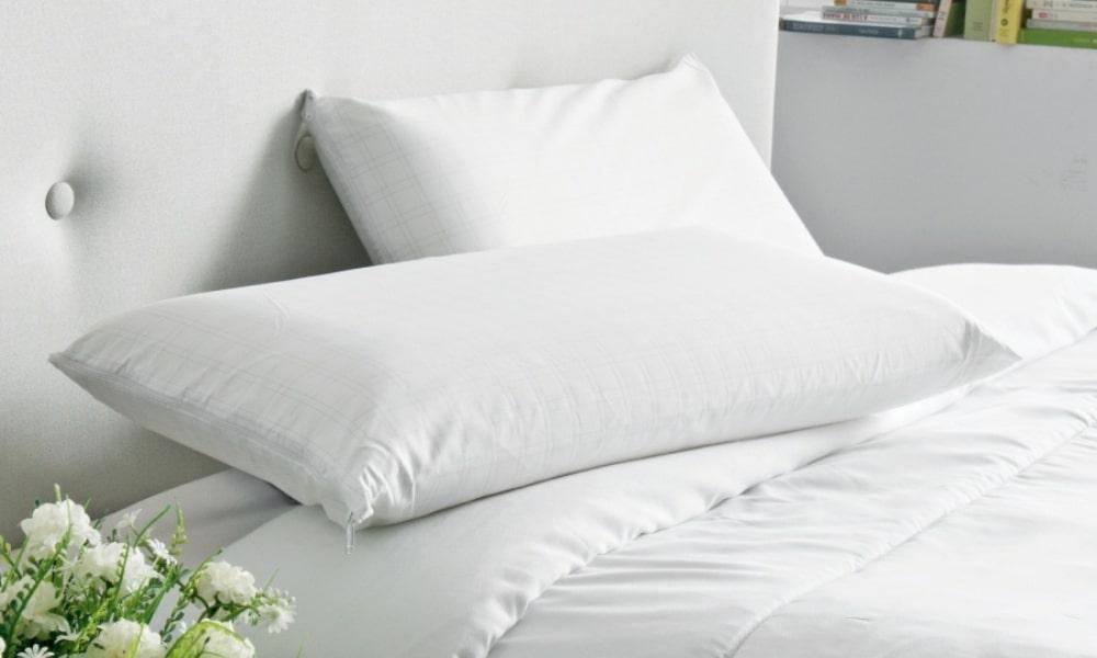 como lavar almohadas en casa juntas