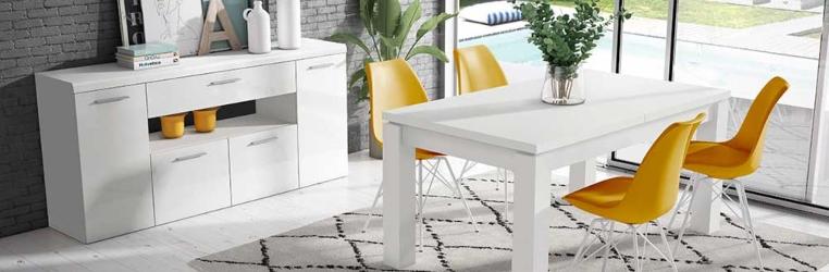 pintar muebles en blanco