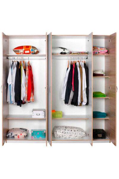 armario minimalista