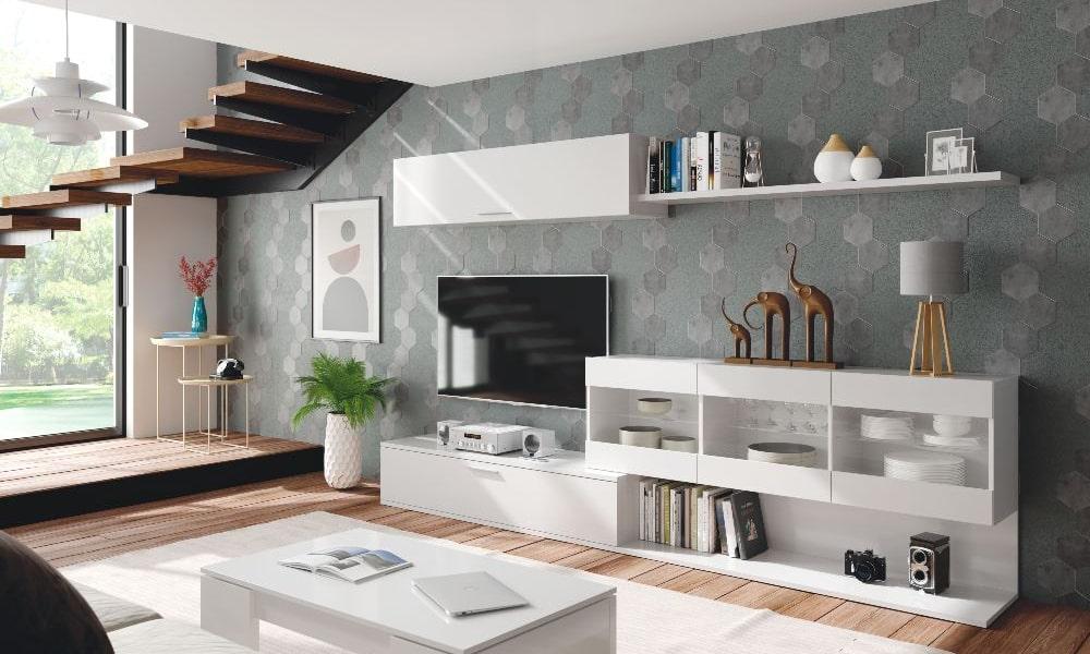 muebles salon pequeño
