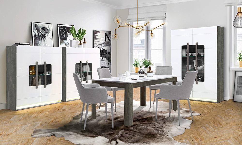ideas para pintar muebles de salon