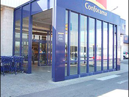Tienda alicante conforama for Conforama valencia