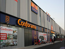 Tienda Sabadell Conforama