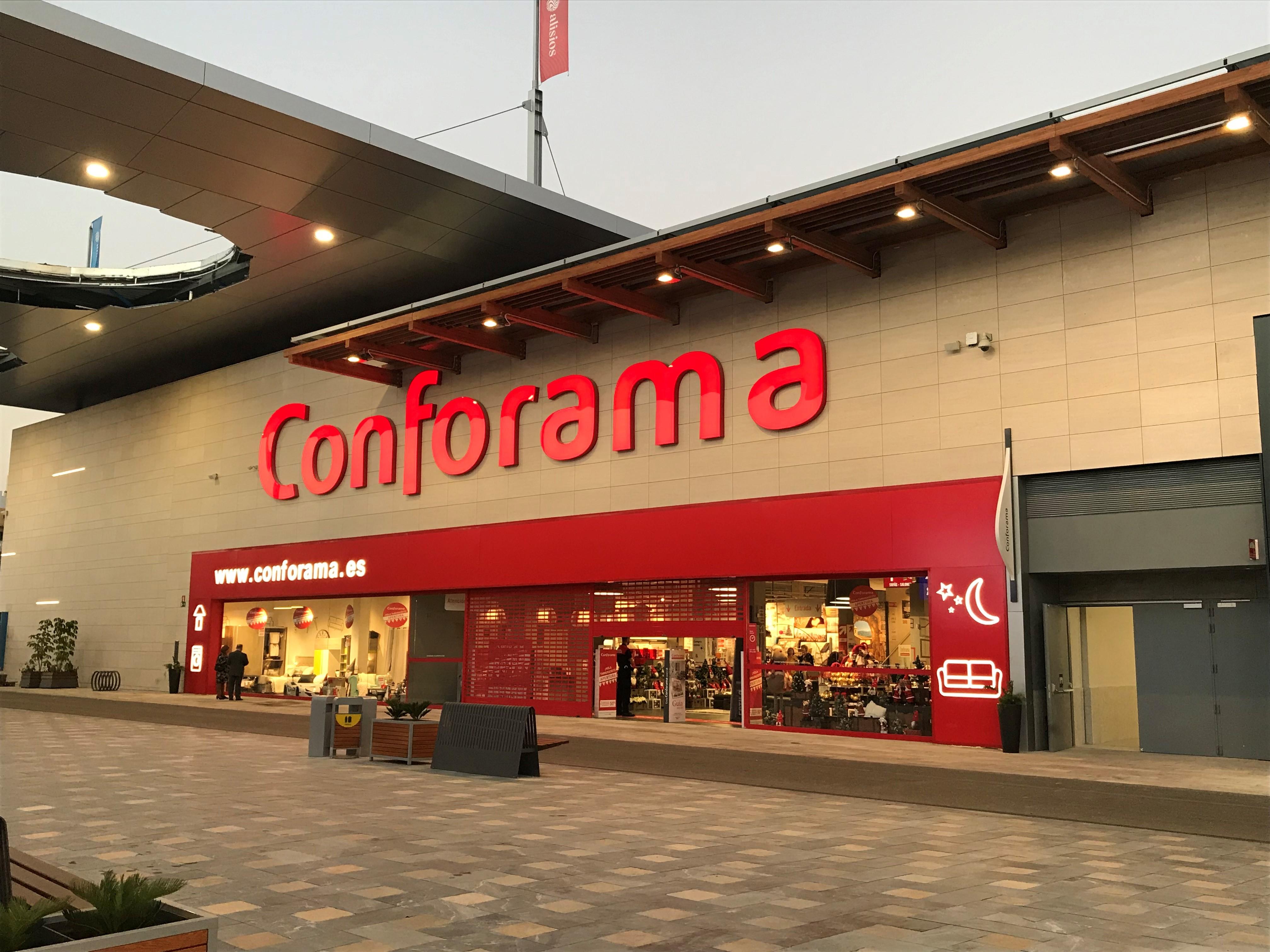 Tienda Tamaraceite Conforama