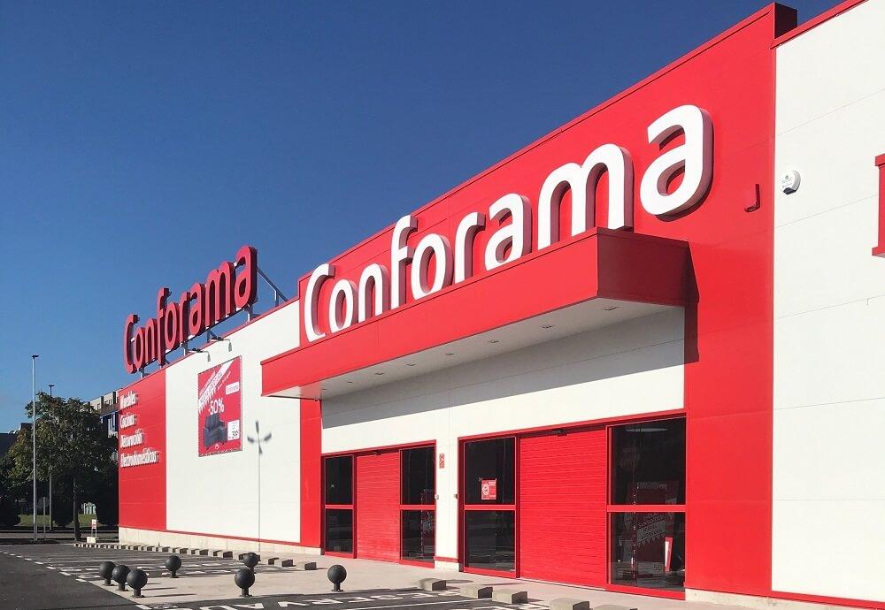 Tienda Santander Conforama